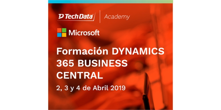 Formación Dynamics 365 Business Central