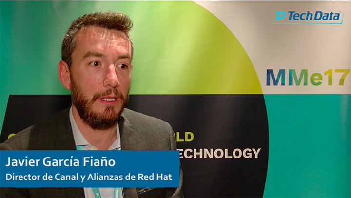 Javier García - Red Hat
