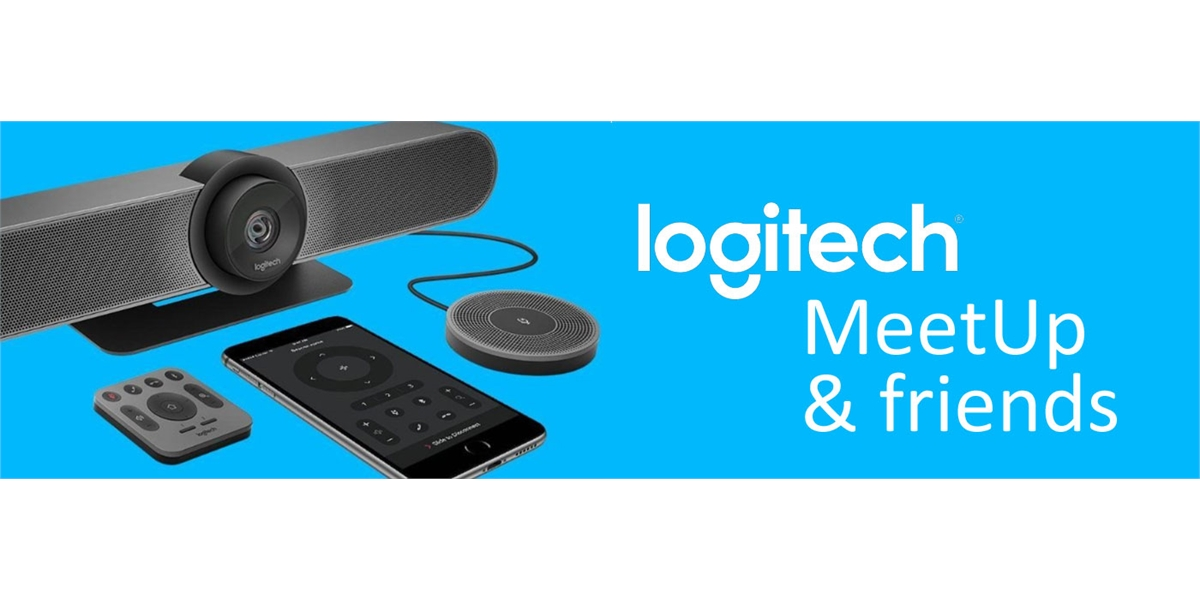 Logitech MeetUp & friends