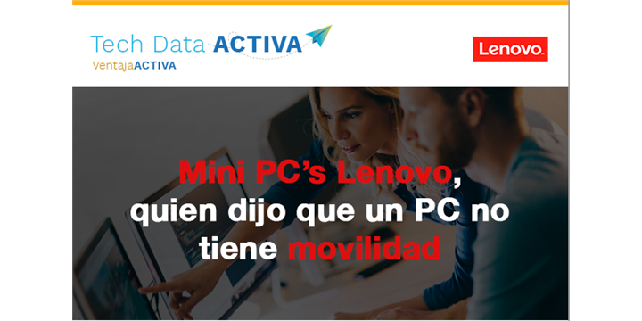 Lenovo Mini PCs