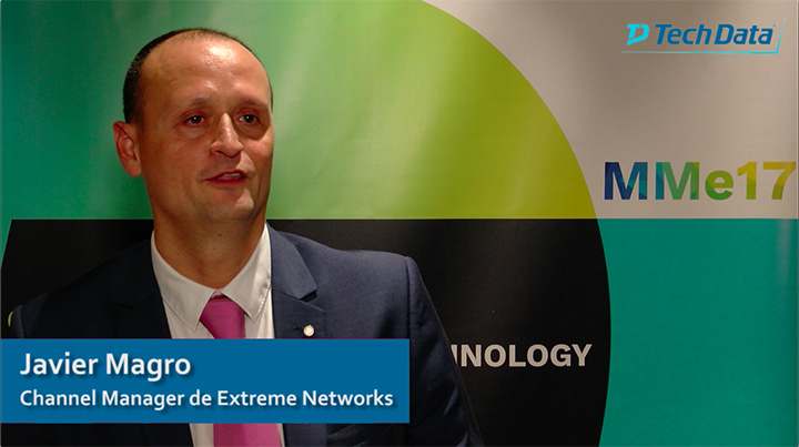 Javier magro extreme networkd