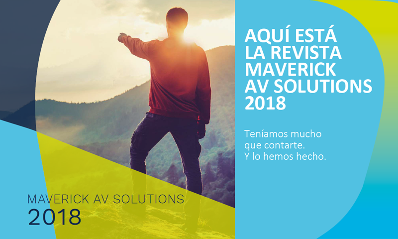 Maverick AV Solutions 2018